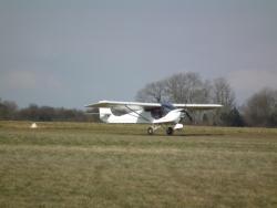 Entrain de décoller