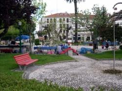 Jardin Municipal - Pombal