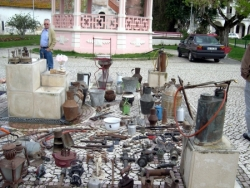 Feira de velharias Pombal