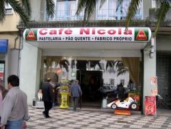 Cafe Nicola - Pombal uma casa de qualidade