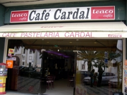Cafe do cardal - Antigo Luna