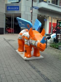 Rinoceronte Dortmund
