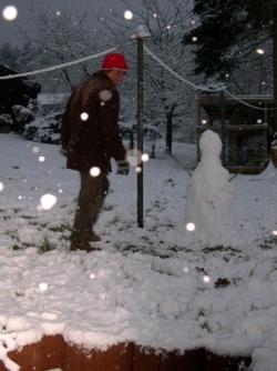 Homens da neve