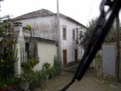 Parte antiga da vila