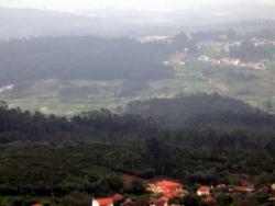 Vista da serra da Sico
