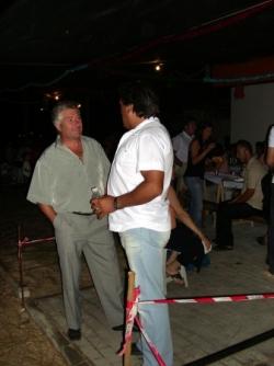 Lionel carmindo e o Armando augusto