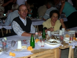 Jose Goncalves e esposa