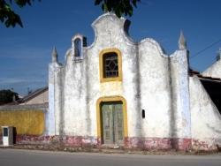Casal do Barril - Capela velha