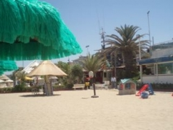 Pescara - la plage Eibeirto