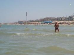 Pescara - la plage
