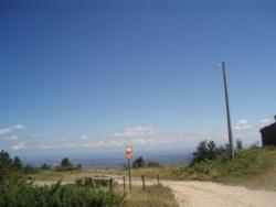 au dessus de Roccamontepiano
