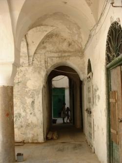 Dans la médina de Tunis