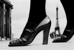 Un pied à Paris