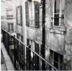 Le 23, façade cour