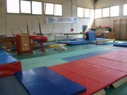 Gymnase Chanzy (Eveils, poussines, stages, ...)