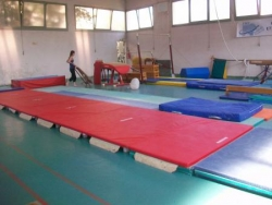 Gymnase Chanzy (Eveils, Poussines, stages,...)