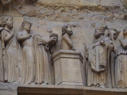 Portail de Saint Remi