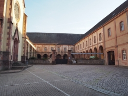 Senones-Eglise abbatiale
