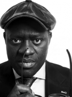 Alain Mabanckou - écrivain - 2013