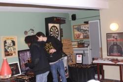 Exposition au El Camino le 12 fevrier 201