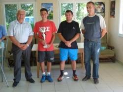 Tournoi Seniors 2014
