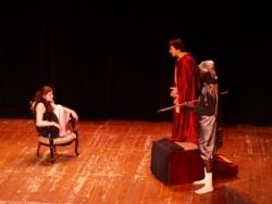 Antigone face à Créon