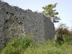 Vieux Séranon le château fort