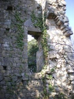 Velnasque- porte à linteau