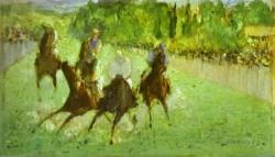 les chevaux de MONET