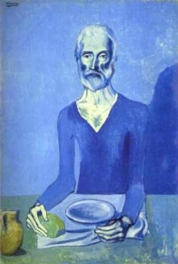 L'ascète de Picasso