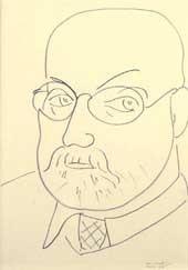Matisse autoportrait