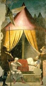 Piero Della Francesca peintre italien du XVème