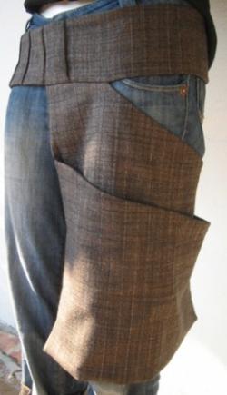 ceinture poche