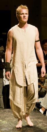Défilé Arles La nuit de la mode