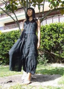 robe sarouel