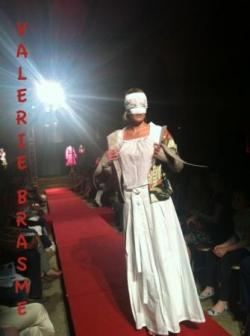 DÉFILÉ Arles La nuit de la mode 2012