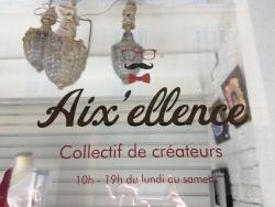 Aix'ellence à Aix en provence