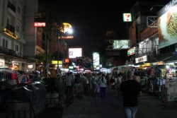 Khao San Road de nut