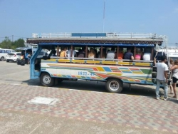 A 38 dans le bus :)