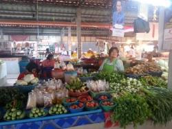 Choix difficile entre les légumes...