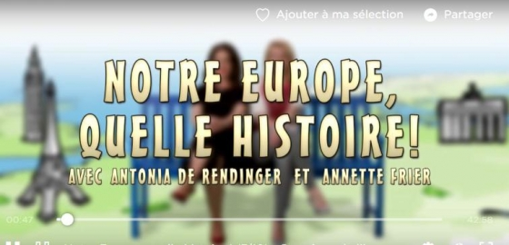 Notre europe quelle histoire r flexions du miroir for Histoire du miroir
