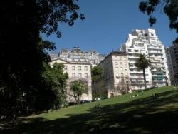 Parc de Recoleta