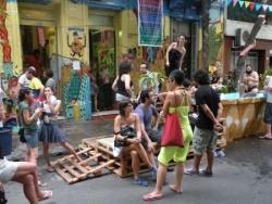Fête de rue, Calle Lambare