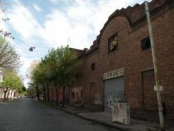 Garage de Barracas