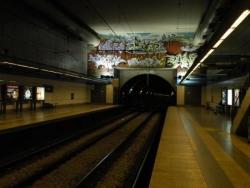 Estacion Puan, linea A