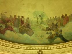 Plafond de l'Ateneo