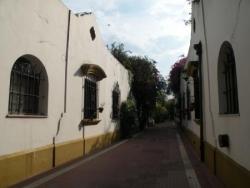 Solar, Calle Arribeños