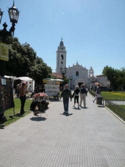 Eglise de Recoleta