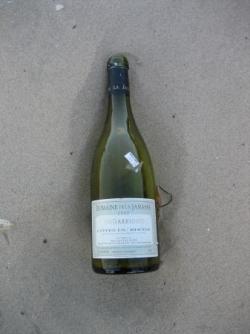 En bouteille à la mer ?