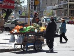 Vendeur de rue a Cordoba